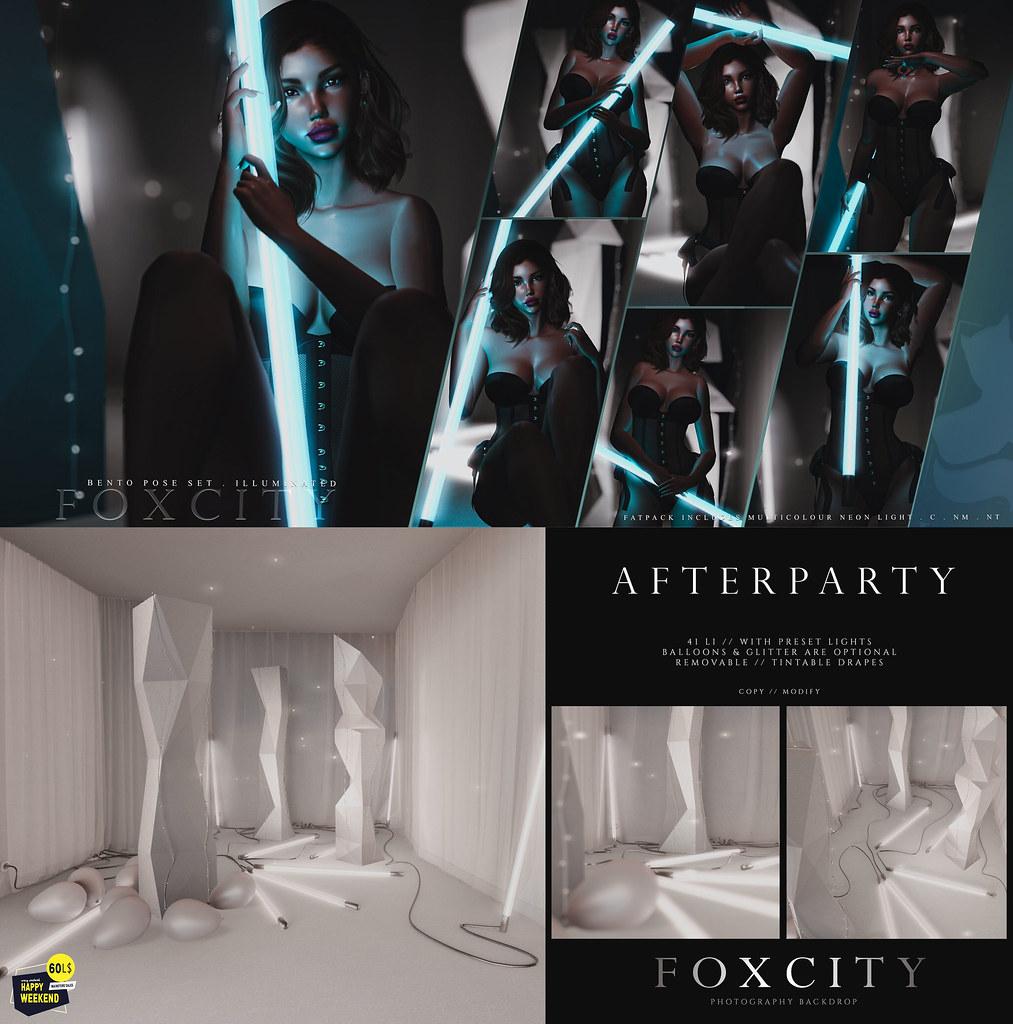 FOXCITY @ Happy Weekend