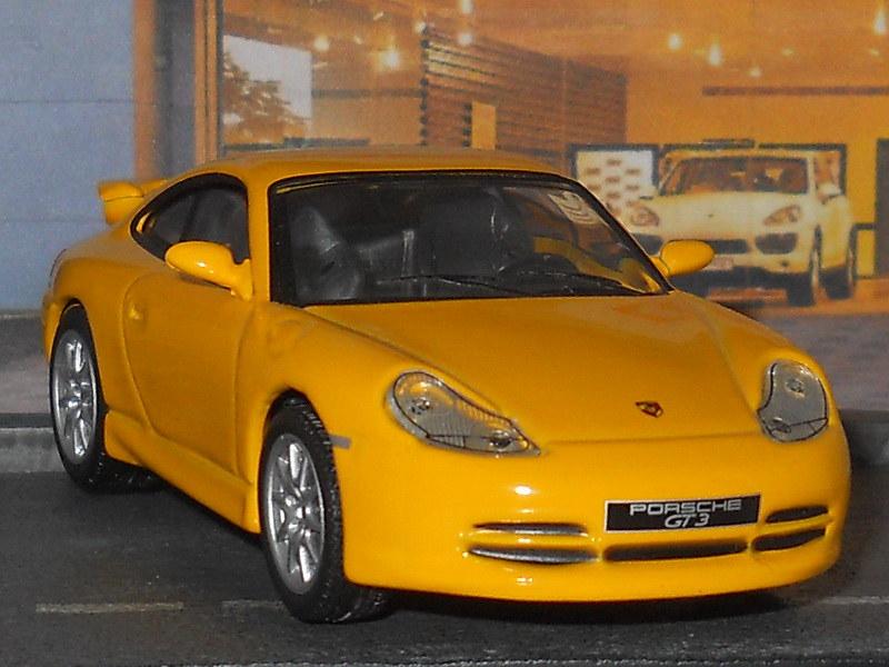 Porsche 911 GT3 (996) - 2003