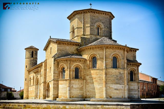 Iglesia de San Martín de Tours | Frómista | Palencia