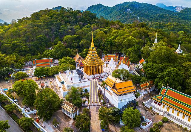 Wat Phra Phutthabat, Saraburi