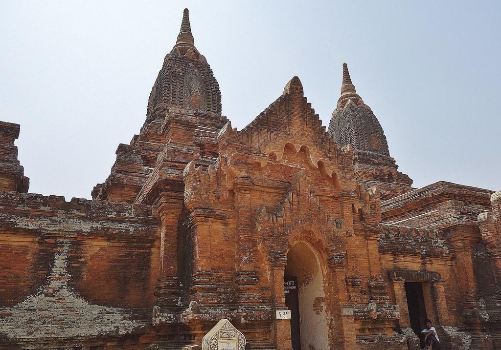 MYANMAR, Burma- In der archäologischen Zone rund um Alt-Bagan, 78435/13954