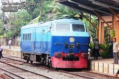 S5 718 at Veyangoda in 14.07.2016