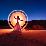 """This is lit by hand using a plastic tube, a flashlight and a feather. Check out our new Light-painting website: <a href=""""https://lightpaintingtubes.com"""" rel=""""noreferrer nofollow"""">lightpaintingtubes.com</a> (tutorials, tools, workshops, community, inspiration)"""