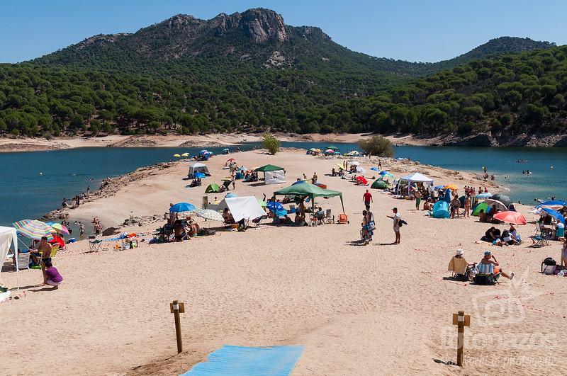 Playa de la Virgen de la Nueva