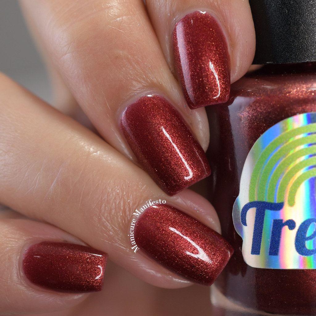 Treo Lacquer Connection review