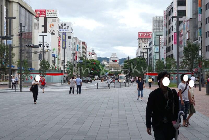 Himeji-station