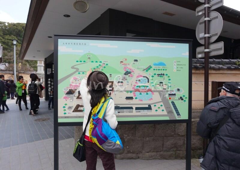dazaifu-map