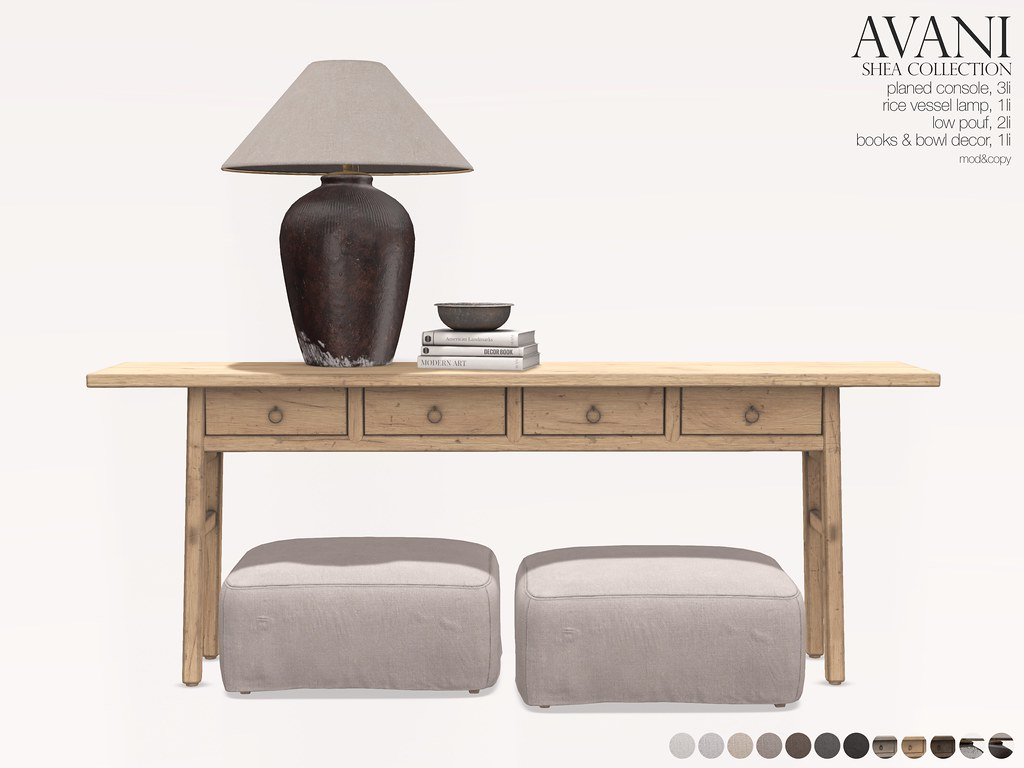 Avani Shea Collection