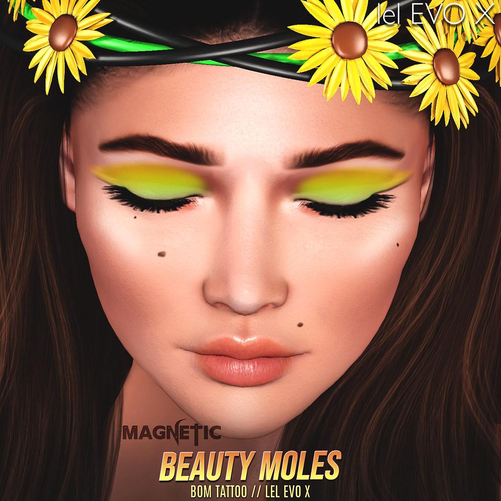 Magnetic – Beauty Moles