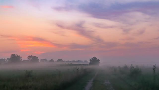 Mid-August Sunrise