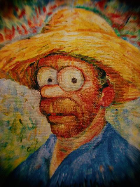 Vincent V Gogh