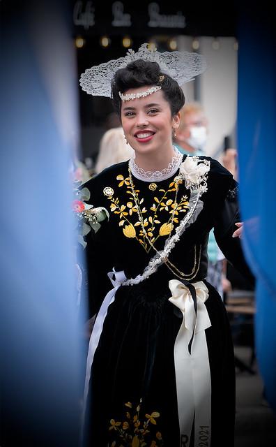 Regard Croisé (Enora Cosquer Reine d'Arvor 2021)