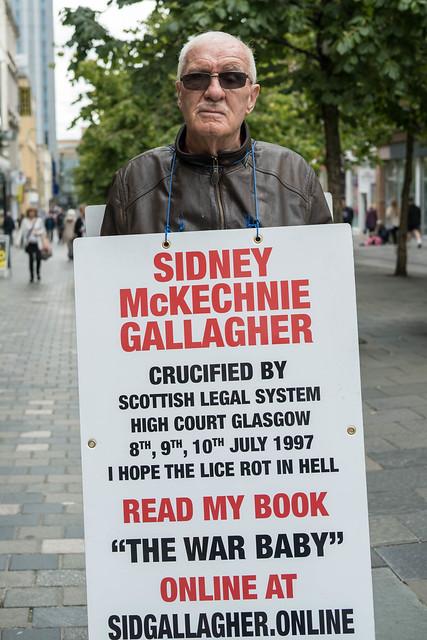 Sidney, Sauchiehall Street, Glasgow