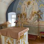 21 августа 2021, Митрополит Амвросий посетил Рождество-Богородичный мужской монастырь (Коневец) | 21 August 2021, Metropolitan Ambrose visited the Nativity of the Theotokos Monastery (Konevets)