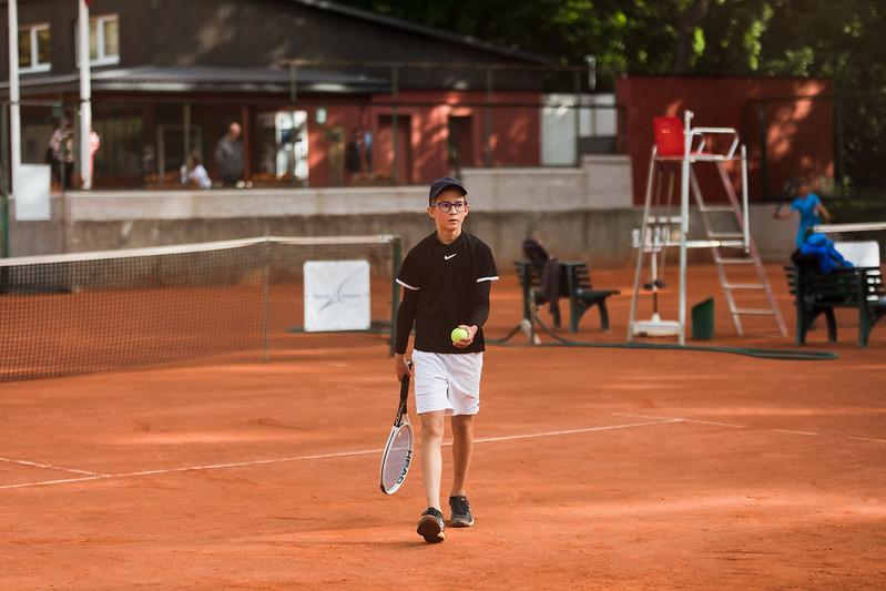 """Starptautiskās Tennis Europe sacensības """"Liepaja International Tournament"""" U12 1.diena. Foto: Mārtiņš Vējš / 1st day Tennis Europe """"Liepaja International Tournament"""" for U12 Photo: Mārtiņš Vējš"""