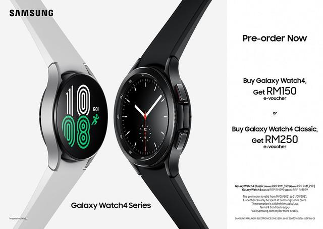 Galaxy Watch4_Pre-Order