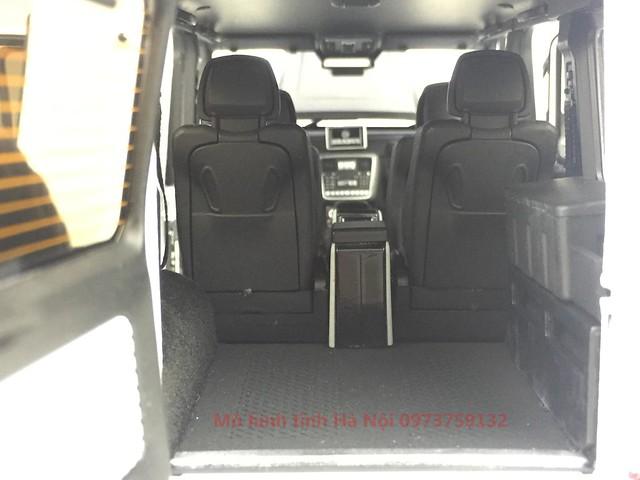 AlmostReal 1 18 Brabus 550 Adventure Mercedes G 4x4 mo hinh o to xe hoi diecast model car (16)