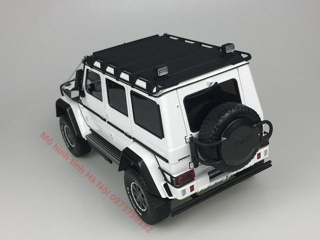 AlmostReal 1 18 Brabus 550 Adventure Mercedes G 4x4 mo hinh o to xe hoi diecast model car (7)
