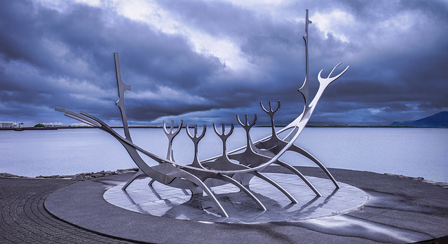 The Sun Voyager (Iceland)