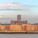 Liverpool Cathedral and Albert Dock