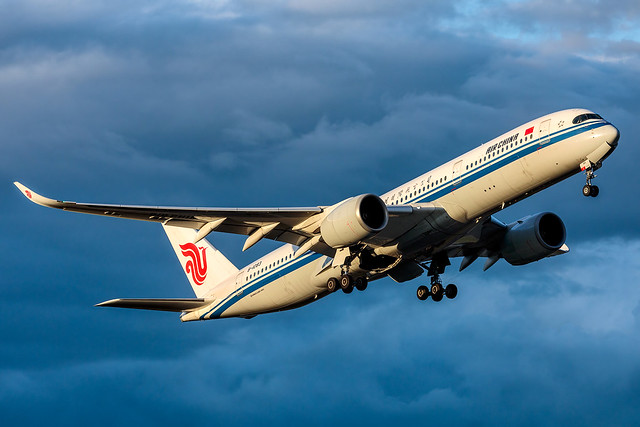 B-1083 Airbus A350-941 Air China