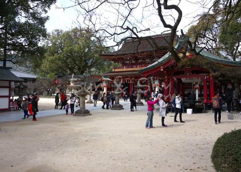 Dazaifu-Tenmangu-gate
