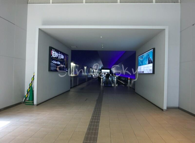 dazaifu-tenmangu-museum-tunnel