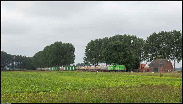 RTX 6481 // Bertschi-shuttle 41612 // Zandstraat, Tengelhoekweg // 20 augustus 2021