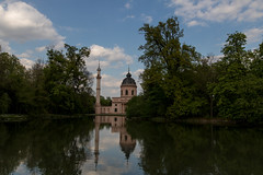 Moschee Spiegelung