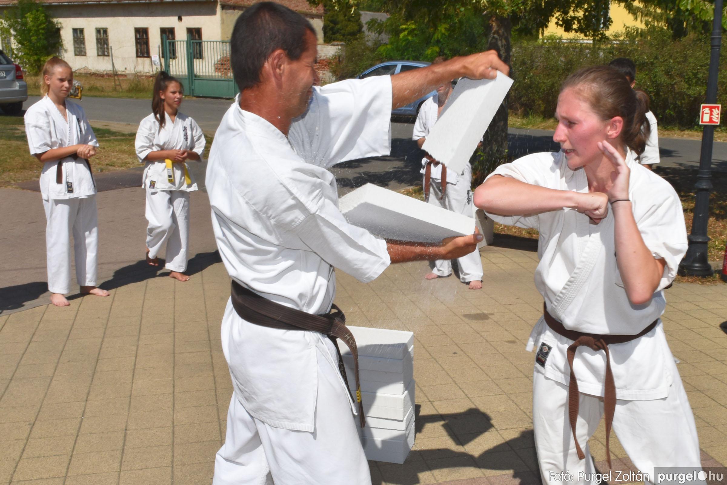 2021.08.20. 124 Szegvári Falunap - Kyokushin karate bemutató - Fotó:PURGEL ZOLTÁN© DSC_8825q.jpg