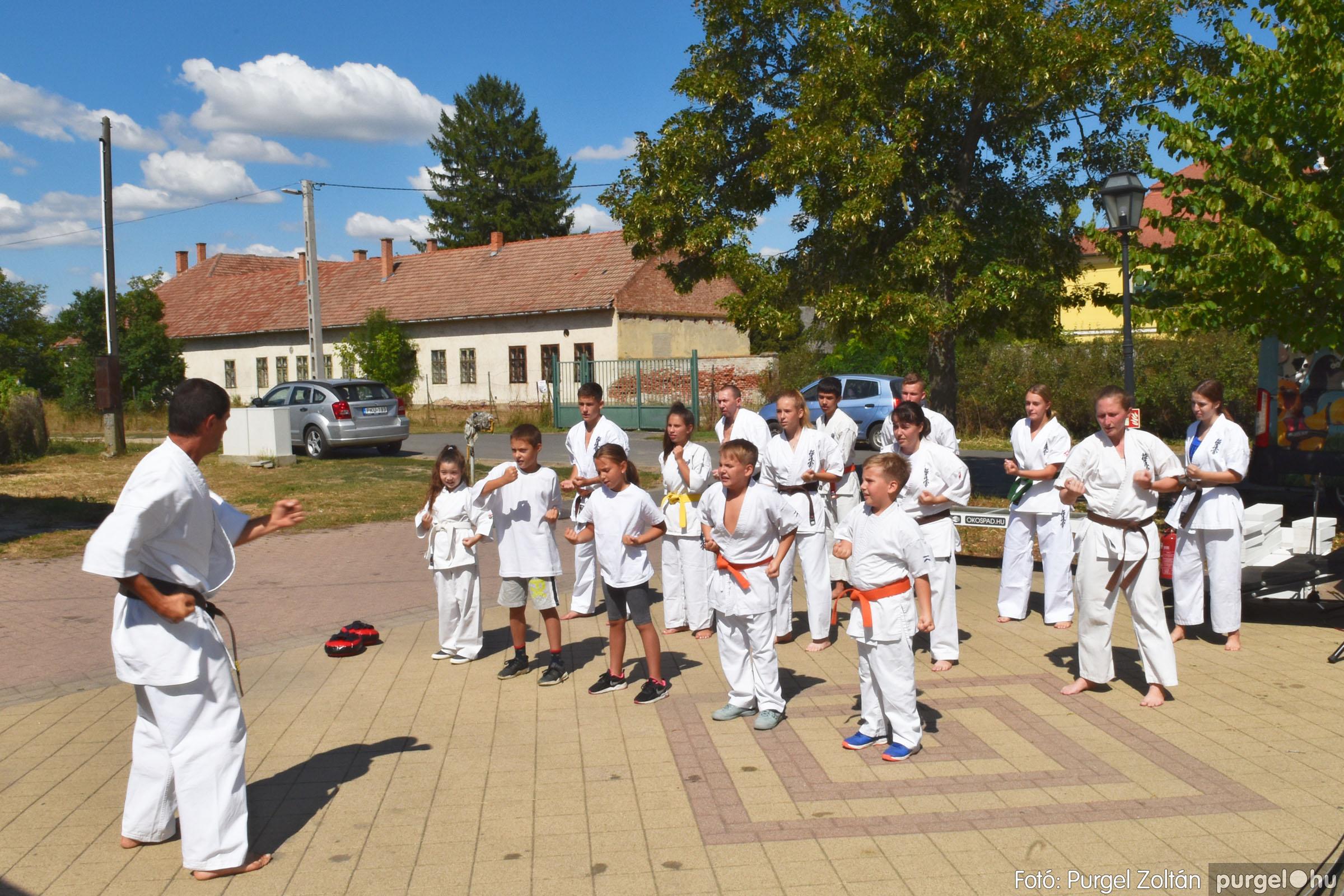 2021.08.20. 105 Szegvári Falunap - Kyokushin karate bemutató - Fotó:PURGEL ZOLTÁN© DSC_8802q.jpg