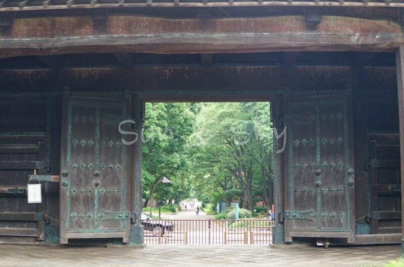 tohaku-gate