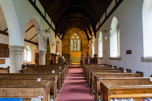All Saints Church, Braishfield