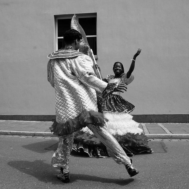 Samba Festival Coburg 2006 - Street Parade on Sunday -  IMG_3277