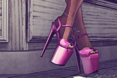 Approaching an Escort in Second Life: What To Do, What To Avoid