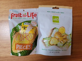 Interesting Dried Fruits