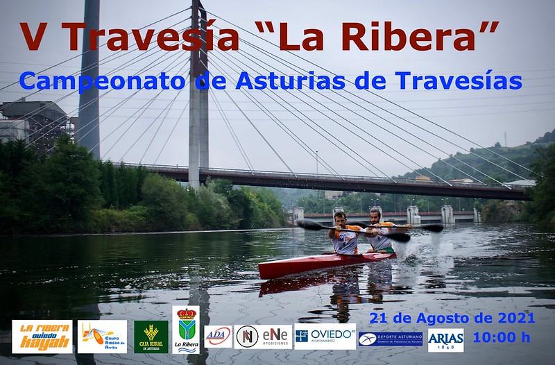 Travesia La Ribera-Promoción-2021