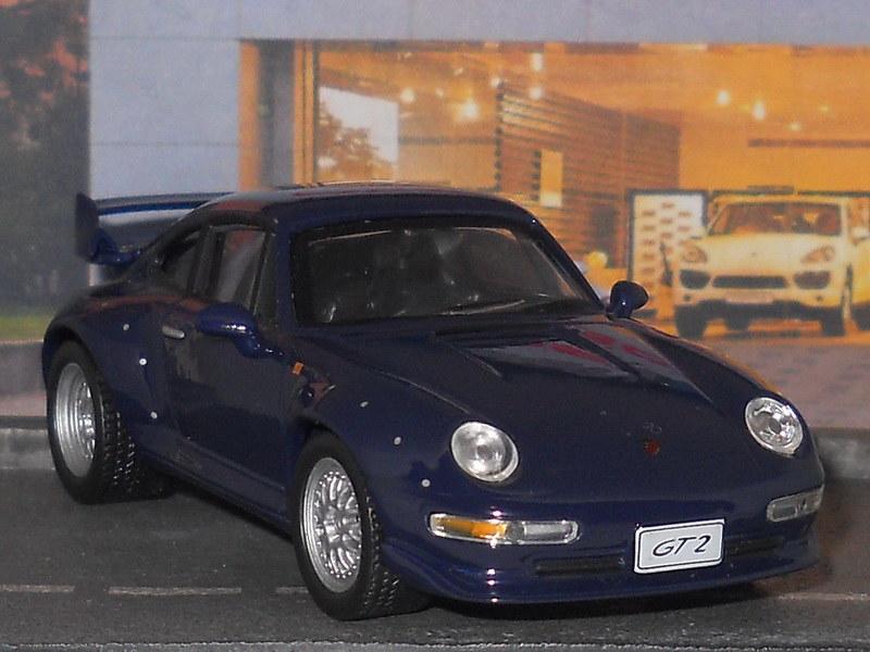 Porsche 911 GT2 (993) – 1996