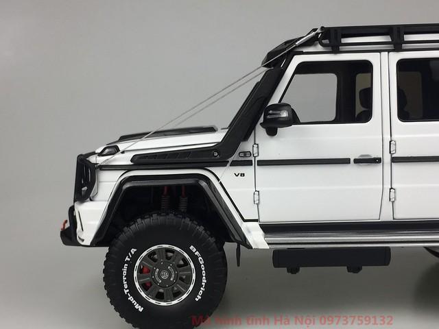 AlmostReal 1 18 Brabus 550 Adventure Mercedes G 4x4 mo hinh o to xe hoi diecast model car (5)