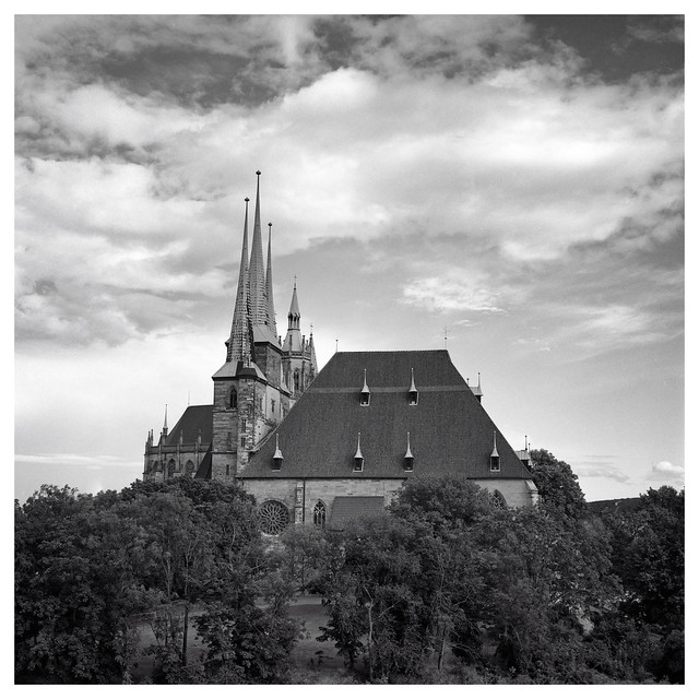 Severikirche und Erfurter Dom (Nr. 2)