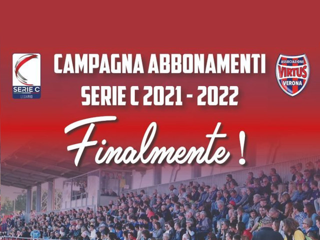 CAMPAGNA ABBONAMENTI 2021-2022