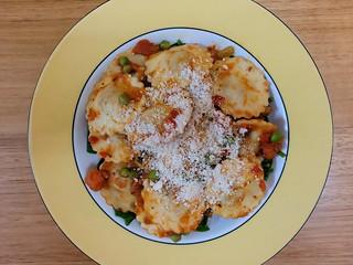 Nature's Kitchen Ravioli and Pasta Sauce