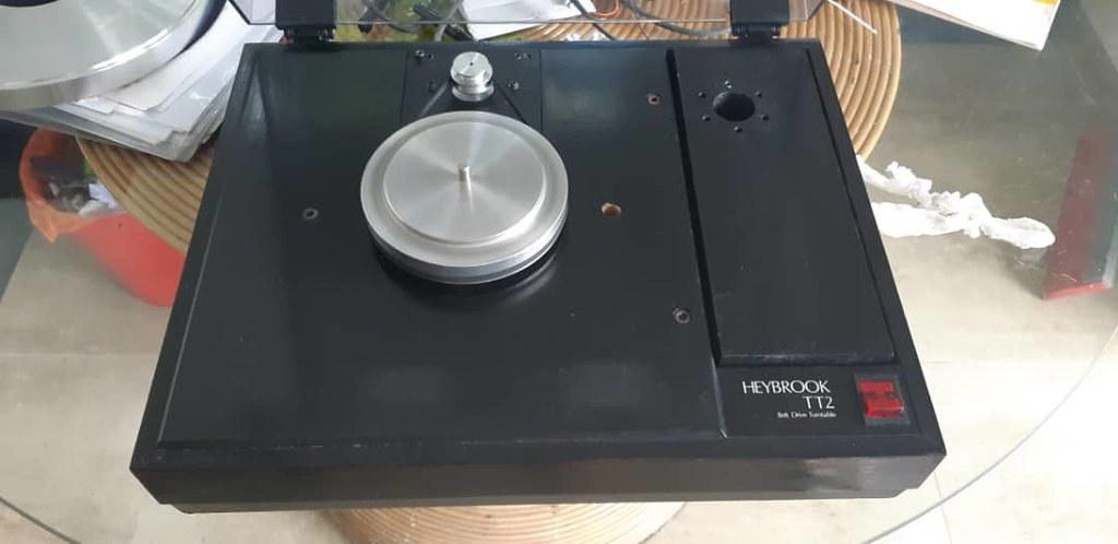 Heybrook TT2 Turntable (used) 51393940566_51f903df22_b
