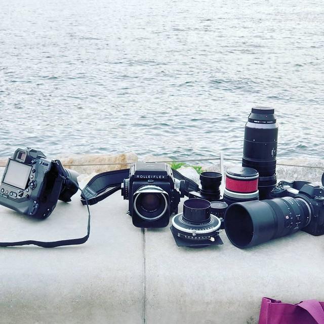 Sony 100mm f2.8(5.6) STF 的Nikon 味道