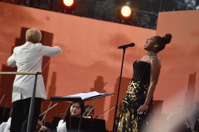 The New York Philharmonic feat. Jennifer Hudson by Pirlouiiiit 21082021