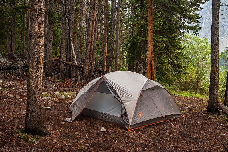 Slide Lake Campsite