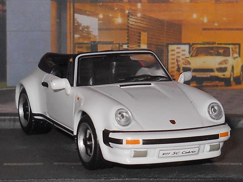 Porsche 911 SC Cabrio – 1983