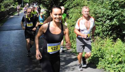 Na Hostýn nejrychleji vyšplhali Dobrovský a Novotná