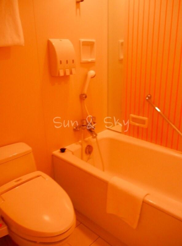 bathroom tokyo tome hotel
