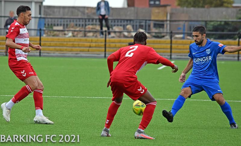 Barking FC v Ilford FC - Saturday August 21st 2021